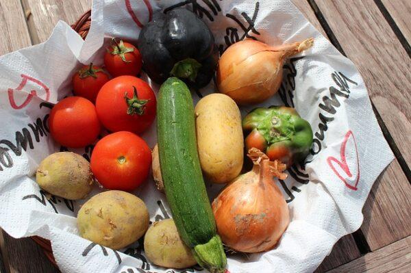 Panier Légumes 3
